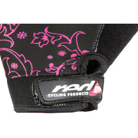 Red Cycling Products Race Bike Gants Fille, black-pink